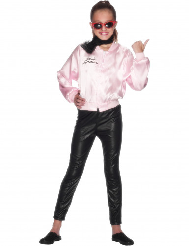 Chaqueta rosa Grease™ niña