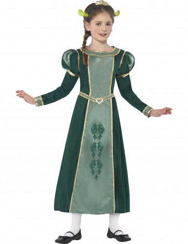Disfraz princesa Fiona Shrek™ niña