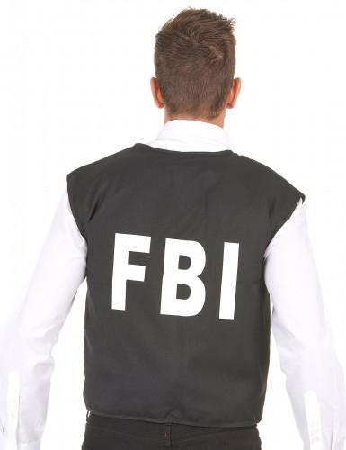 Chaleco FBI adulto-2