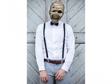 Máscara momia papel-1