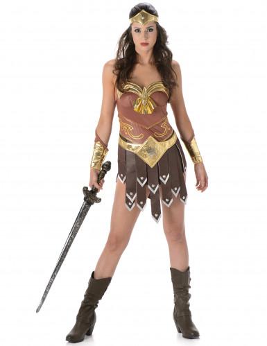 Disfraz de gladiadora mujer