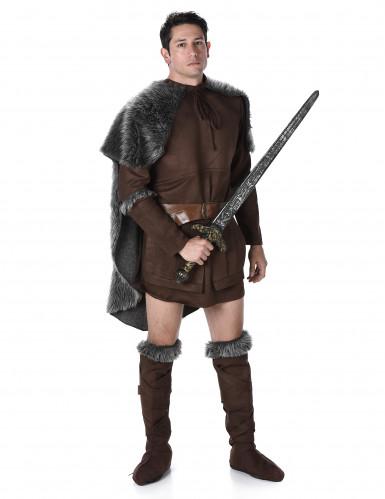 Disfraz de príncipe vikingo hombre
