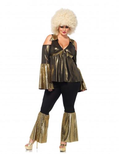 Disfraz diva disco mujer-1
