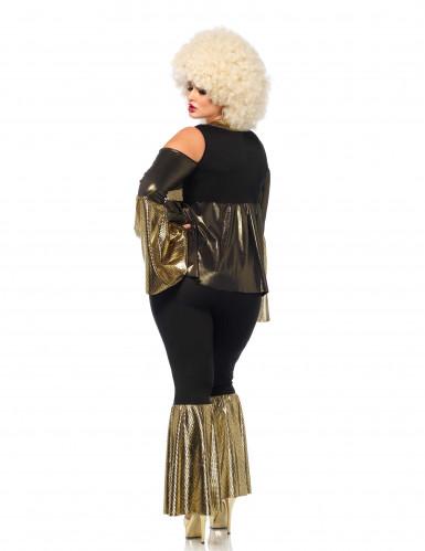 Disfraz diva disco mujer-2