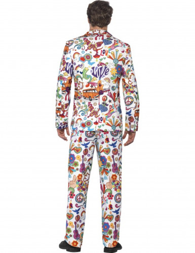 Traje Mr Groovy multicolor hombre-1