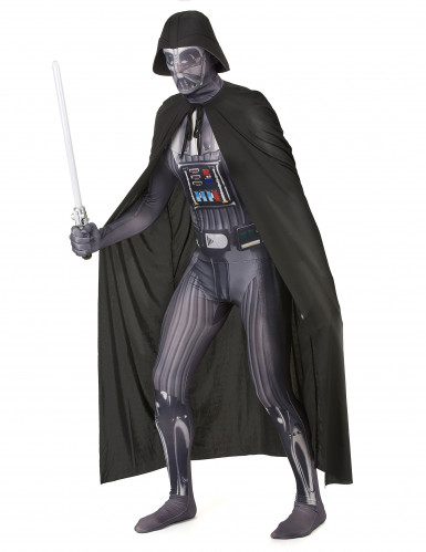 Disfraz Darth Vader™ Morphsuits adulto-1