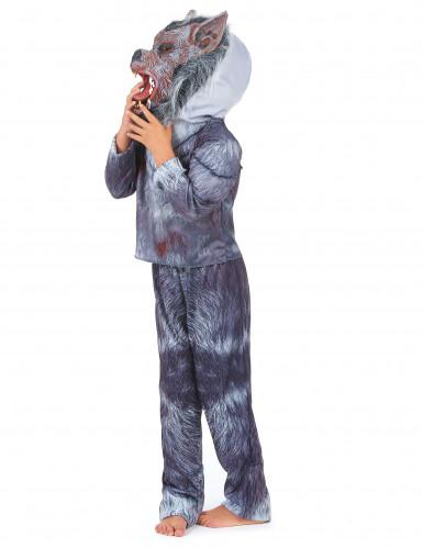 Disfraz de hombre lobo niño-1