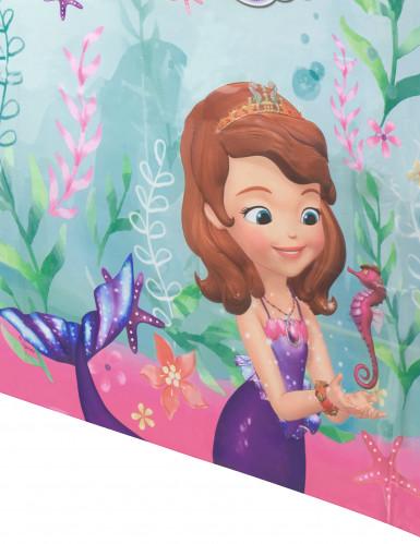 Mantel de plástico Princesa Sofía™ 120x180 cm-1
