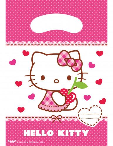 6 Bolsas de regalo Hello Kitty™
