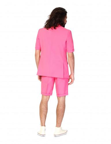 Traje de verano Mr Pink hombre Opposuits™-1