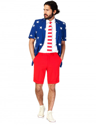 Traje de verano americano hombre Opposuits™