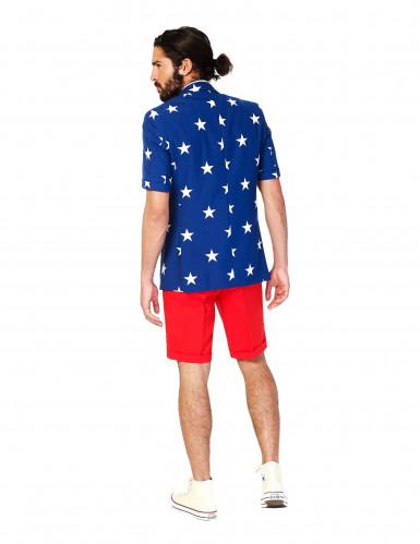 Traje de verano americano hombre Opposuits™-1