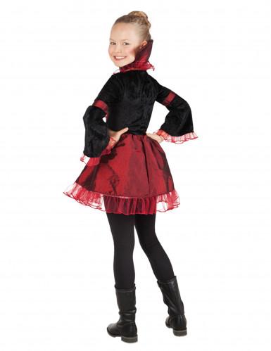 Disfraz vampira gótica niña Halloween-1