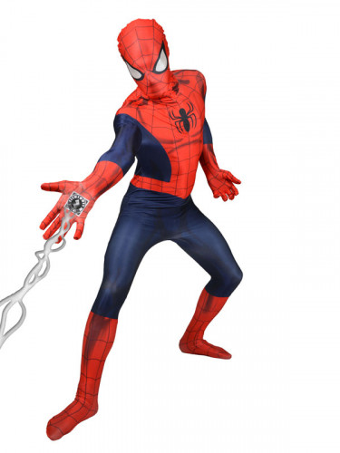 Disfraz Morphsuits™ Spiderman Digital adulto