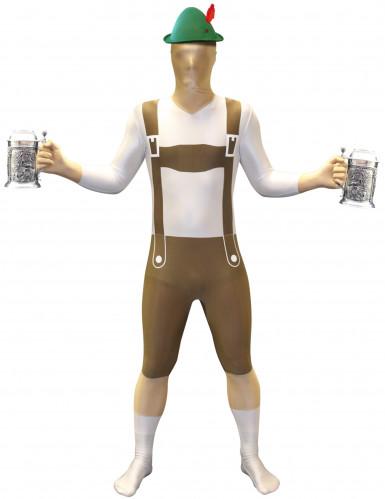 Disfraz Morphsuits™ bávaro adulto