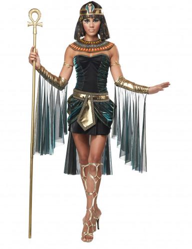 Disfraz de diosa egipcia mujer