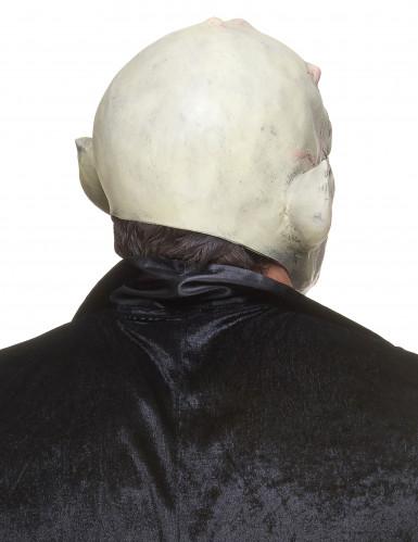 Máscara látex gnomo con granos adulto-2