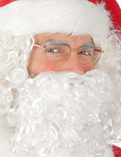 Gafas de Papá Noel adulto