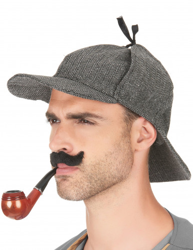 Sombrero detective inglés adulto