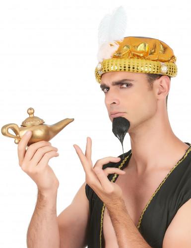 Turbante dorado sultán adulto-1