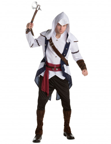 Disfraz Connor clásico Assassin's creed™ adulto