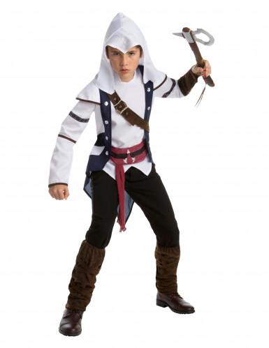 Disfraz Connor clásico Assassin's creed™ Adolescente