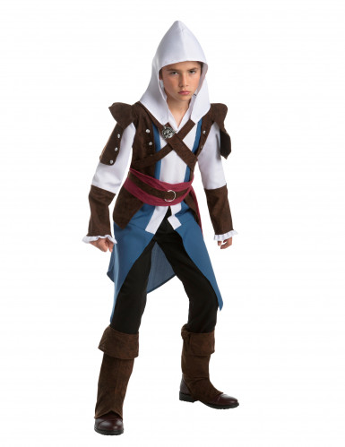 Disfraz Edward clásico Assassin's creed™ Adolescente