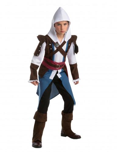 Disfraz Edward clásico Assassin's creed™ Adolescente