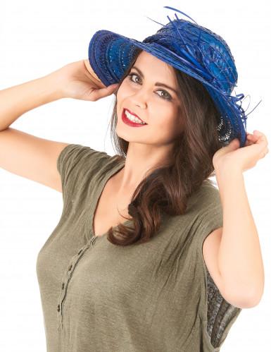 Negro Sombreros Vintage Mujeres Online -