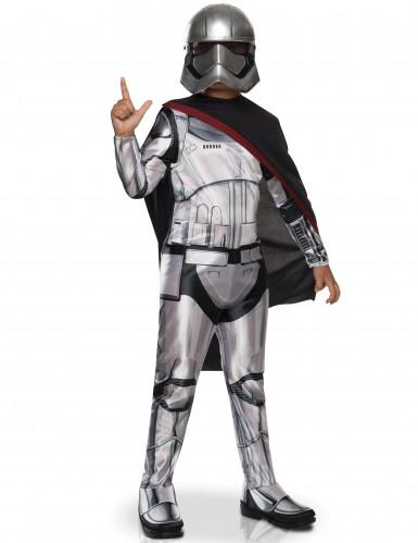 Disfraz Capitán Phasma Star Wars VII™ niño