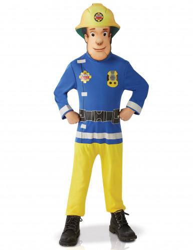 Disfraz de Sam el Bombero™ clásico niños