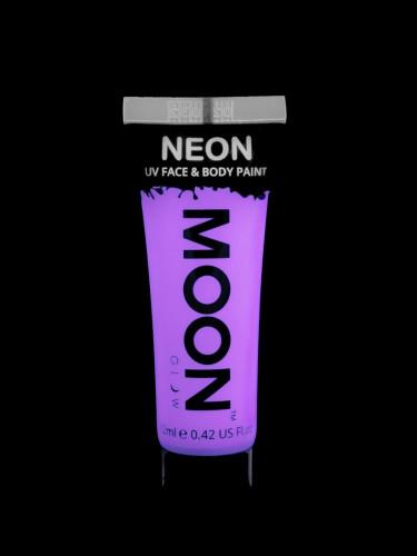 Gel cara y cuerpo violeta pastel UV Moonglow™ 12 ml-1