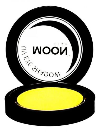 Sombra de ojos amarillo fluo UV 3.5 g Moonglow©