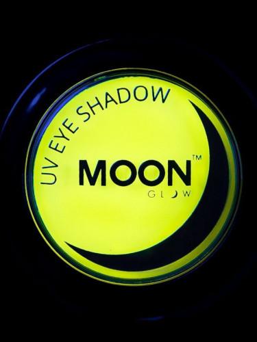 Sombra de ojos amarillo fluo UV 3.5 g Moonglow©-1