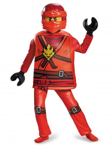 Disfraz Kai Ninjago® deluxe Lego® niño