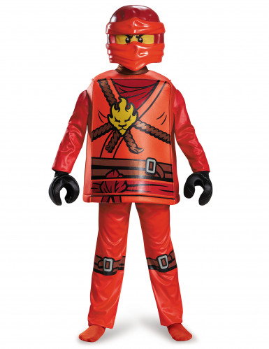 Disfraz Kai Ninjago® deluxe Lego® niño-1