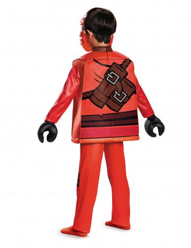 Disfraz Kai Ninjago® deluxe Lego® niño-2