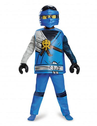 Disfraz de Jay Ninjago® deluxe LEGO® niño-1