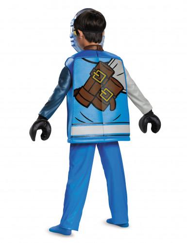 Disfraz de Jay Ninjago® deluxe LEGO® niño-2