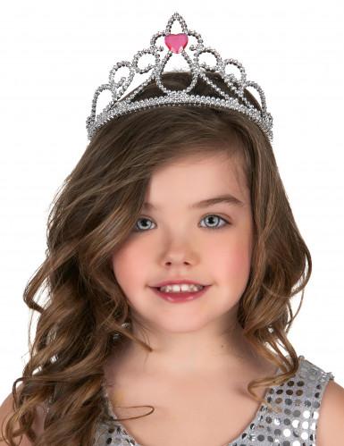 Diadema princesa corazón adulto y niño-1