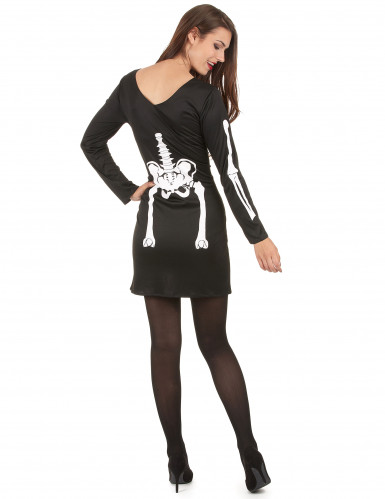 Disfraz de esqueleto mujer Halloween-2