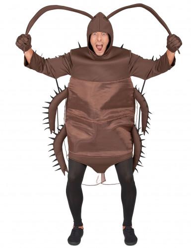 Disfraz de cucaracha adulto