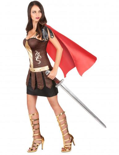 Disfraz de gladiadora romana-1