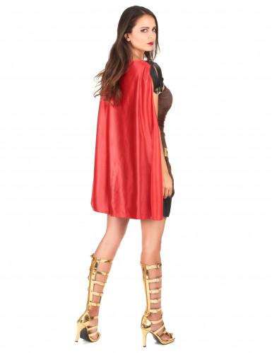 Disfraz de gladiadora romana-2