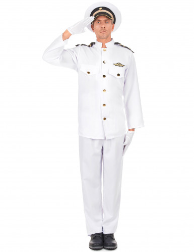 Disfraz de oficial de la marina