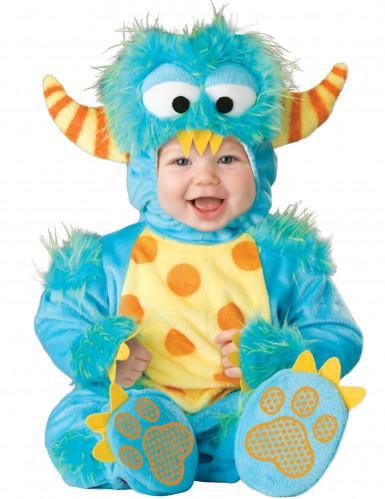 Disfraz de monstruo divertido para bebé -Lujo