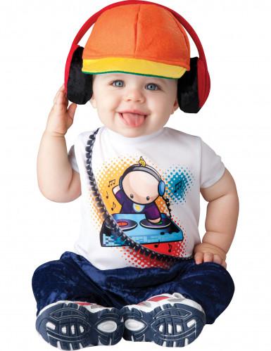 Disfraz DJ bebé-Clásico