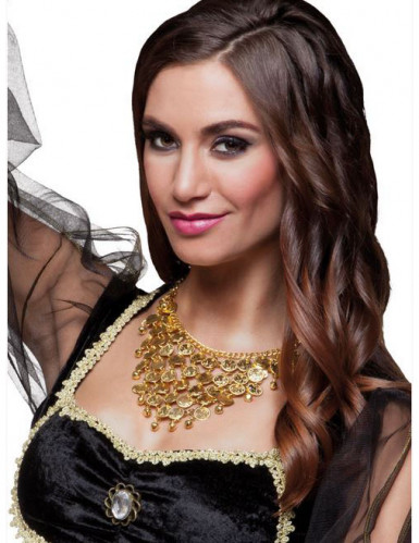 Collar bailarina oriental mujer