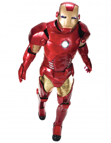 Disfraz adulto Collector Iron Man™-1