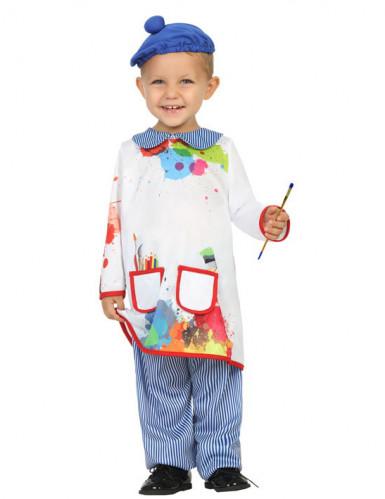 Disfraz de pintor para Bebé